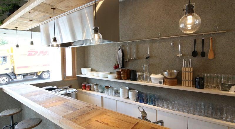 キッチン付きレンタルスペース プライベートパーティー・ギャラリー・お料理教室に MFS room