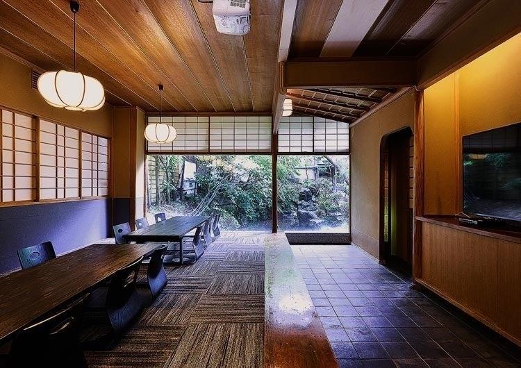 ラウンジエリア(ZEN Hostel) の写真0