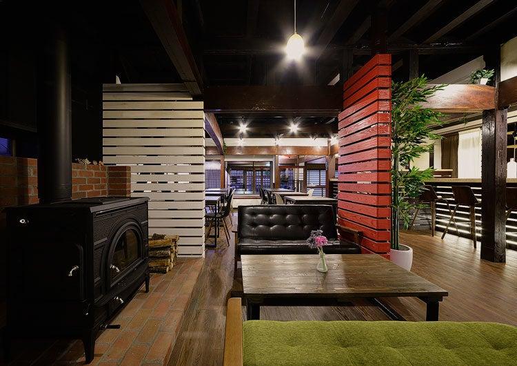 カフェスペース(ZEN Hostel) の写真0