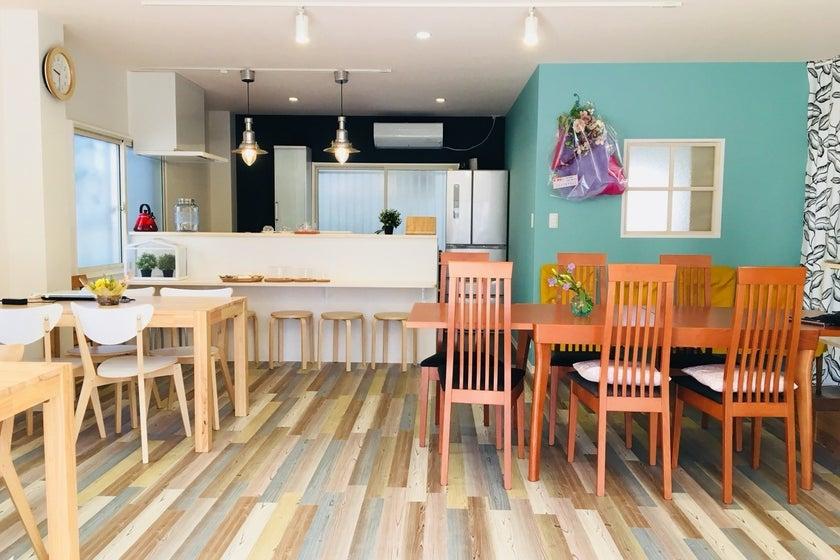 多目的コミニティースペース(キッチン付き) おしゃれなスペースです。(キッチンあり・パーティできるコミニティスペース 新大阪・ここから100) の写真0