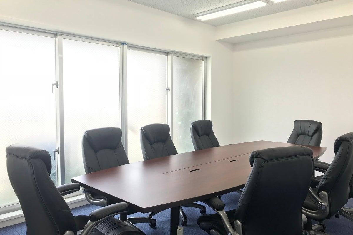 【那覇市】沖縄ゼネラルグループビル貸し会議室 A会議室 の写真