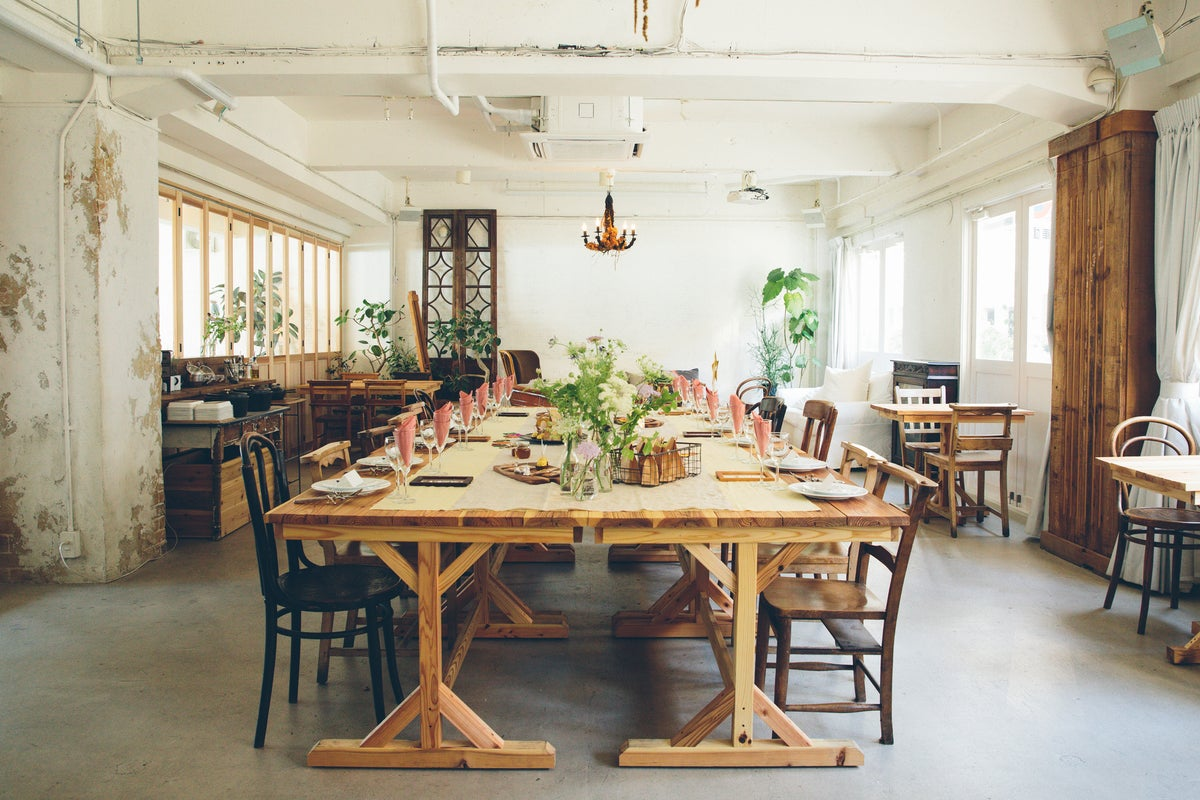 BEARS TABLE OSAKA の写真