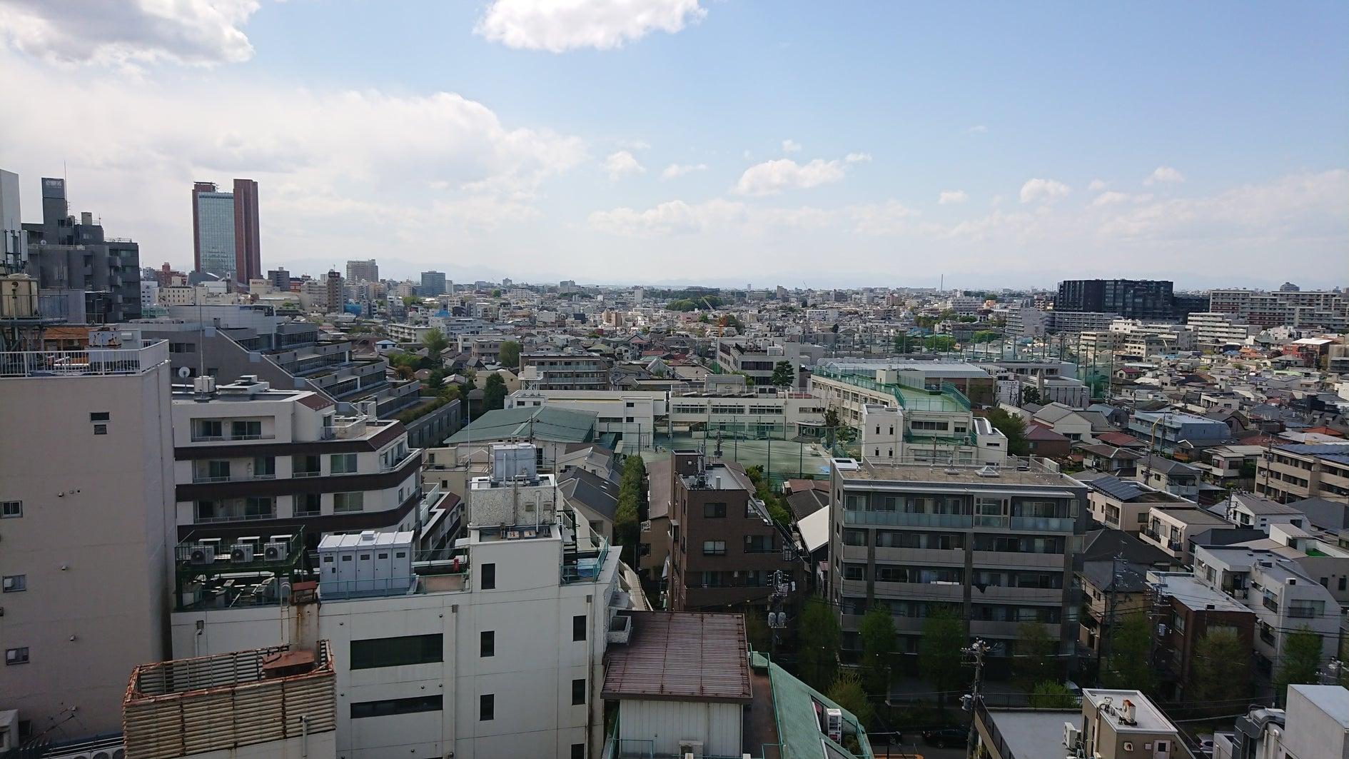 【渋谷・世田谷公園】デザイナーズ・ 最上階 のサムネイル