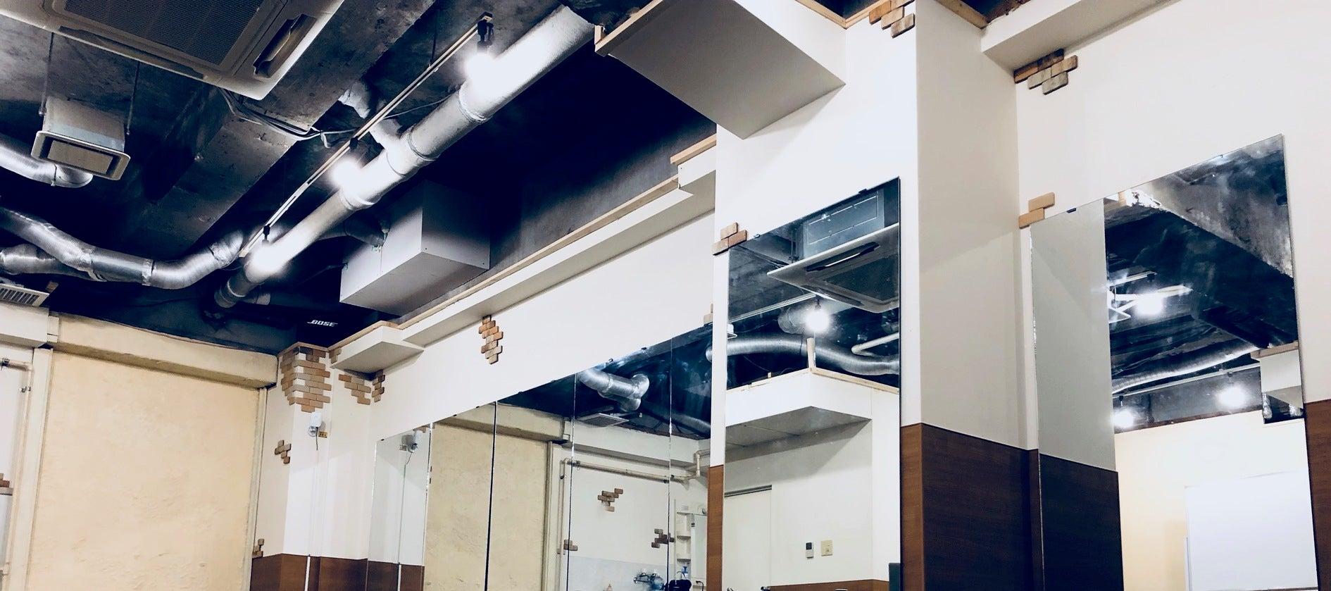中野駅からアクセス抜群! 中野坂上徒歩7分! 深夜パックあり ダンス 、ヨガ 舞台稽古 A.R.P studio (A.R.P studio) の写真0
