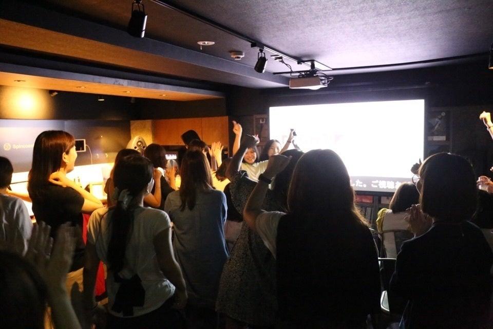 【新宿駅 徒歩8分 代々木駅 徒歩4分】映像・プロジェクター・音楽・DJを使ったパーティ・イベントに最適!楽器の演奏も可能! の写真