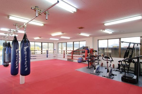 京都フィットネスボクシングジム施設貸出し の写真