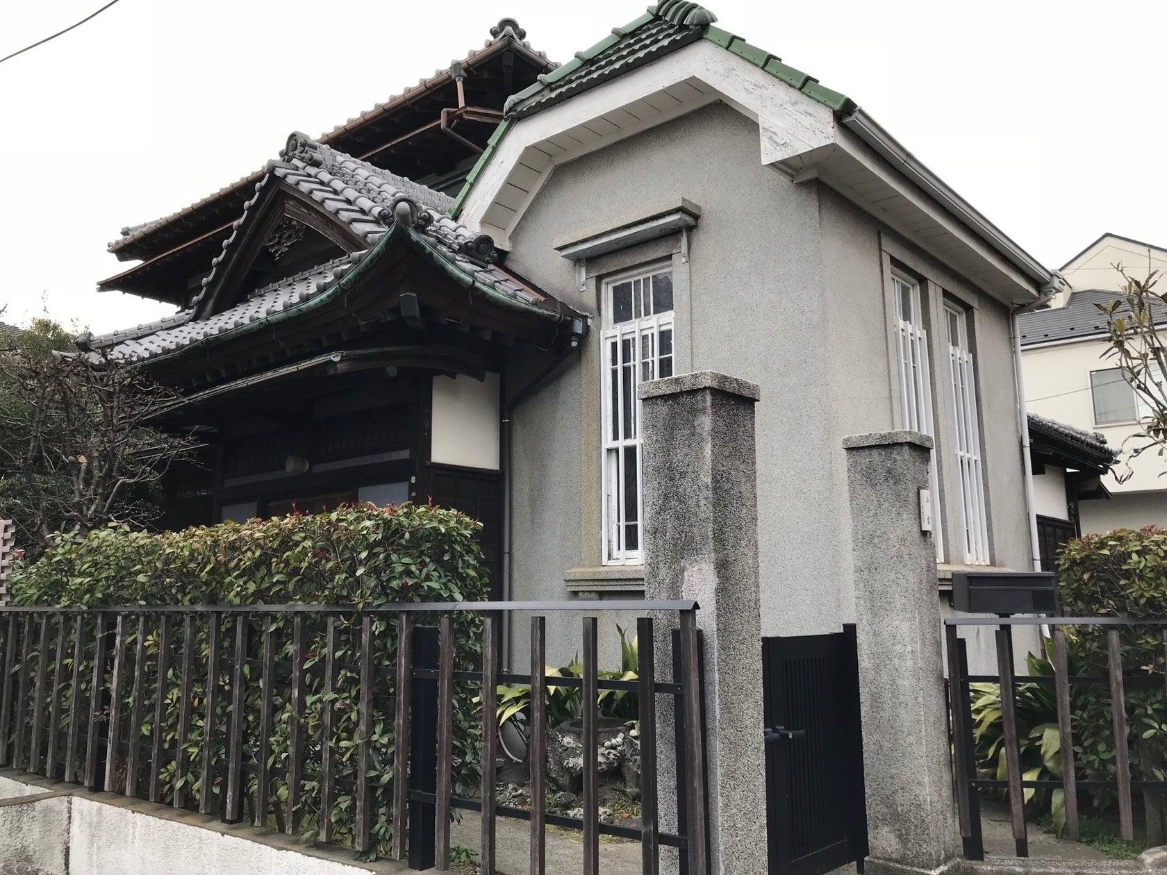 【築87年】横浜のリノベ済み洋館付き日本住宅。駐車2台。映画撮影多。(【築87年】横浜のリノベ済み洋館付き日本住宅。駐車2台。有名映画で撮影。) の写真0
