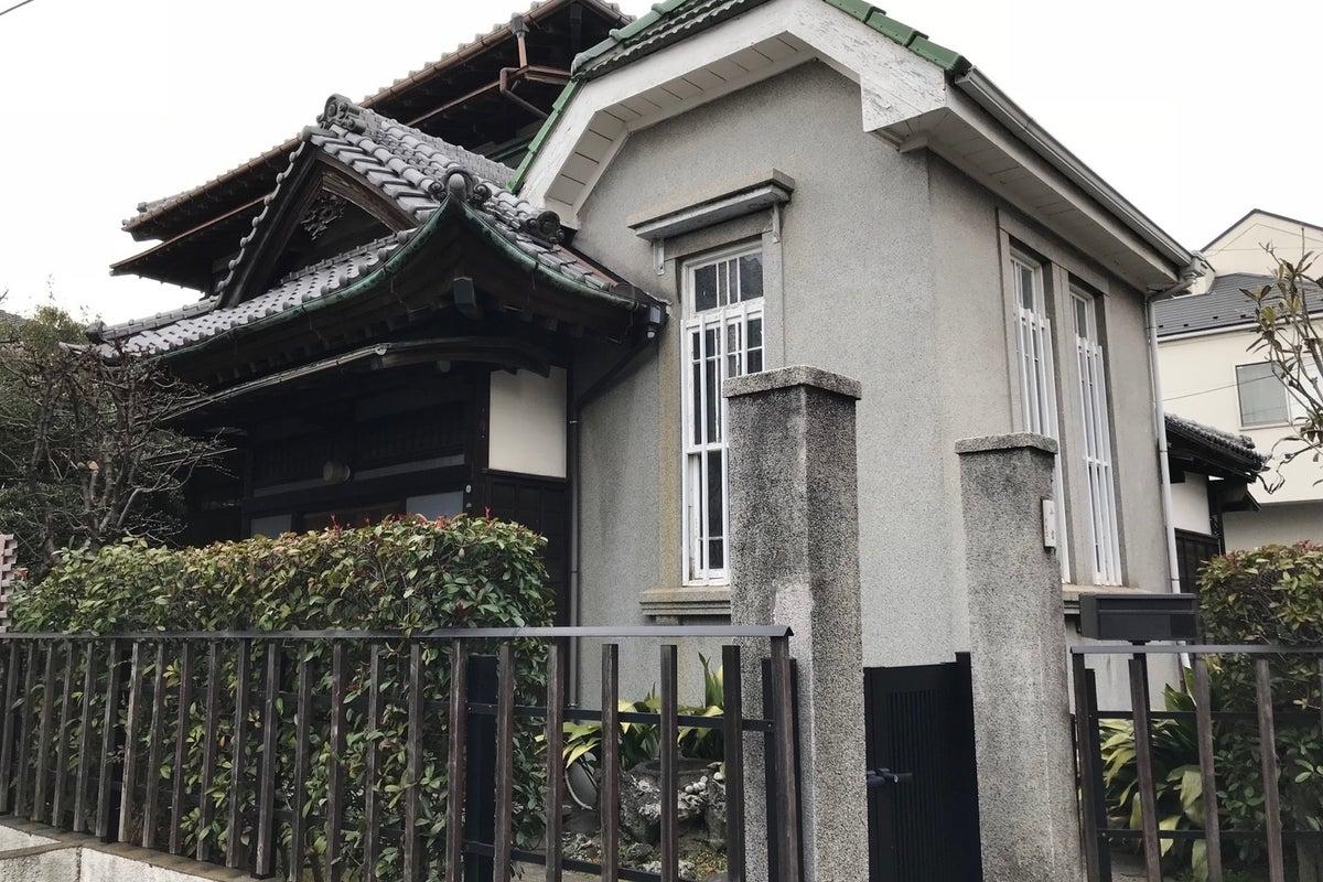 【築87年】横浜のリノベ済み洋館付き日本住宅。駐車2台。映画撮影多。 の写真