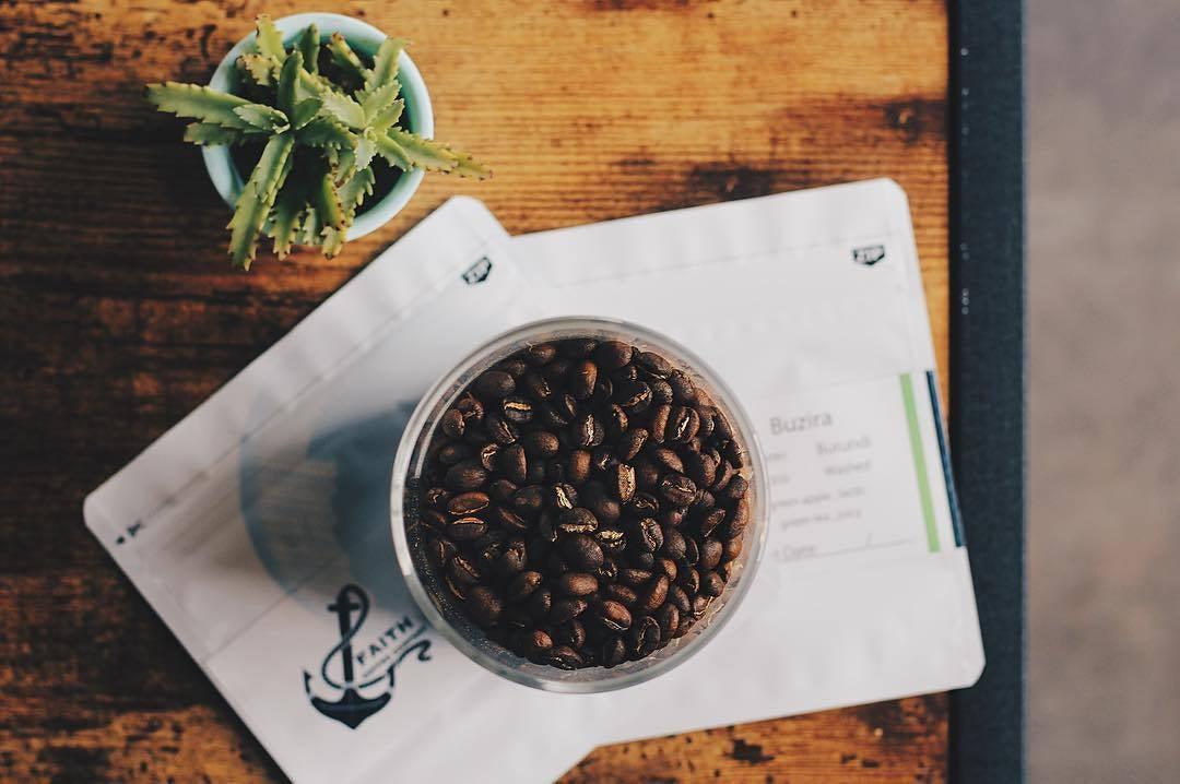 取材、撮影会に最適/FAITH COFFEE COMPANY のサムネイル