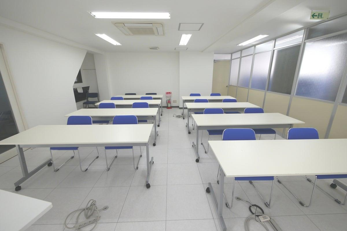 仙台駅徒歩8分 セミナールーム(20名着席可能) の写真
