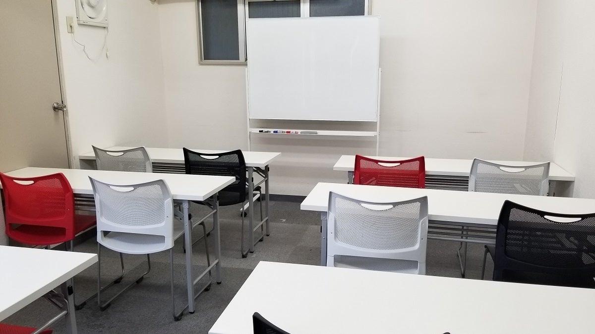 西日暮里駅徒歩2分!会議・研修1~16名:WiFi、ホワイトボード、プロジェクター完備 の写真