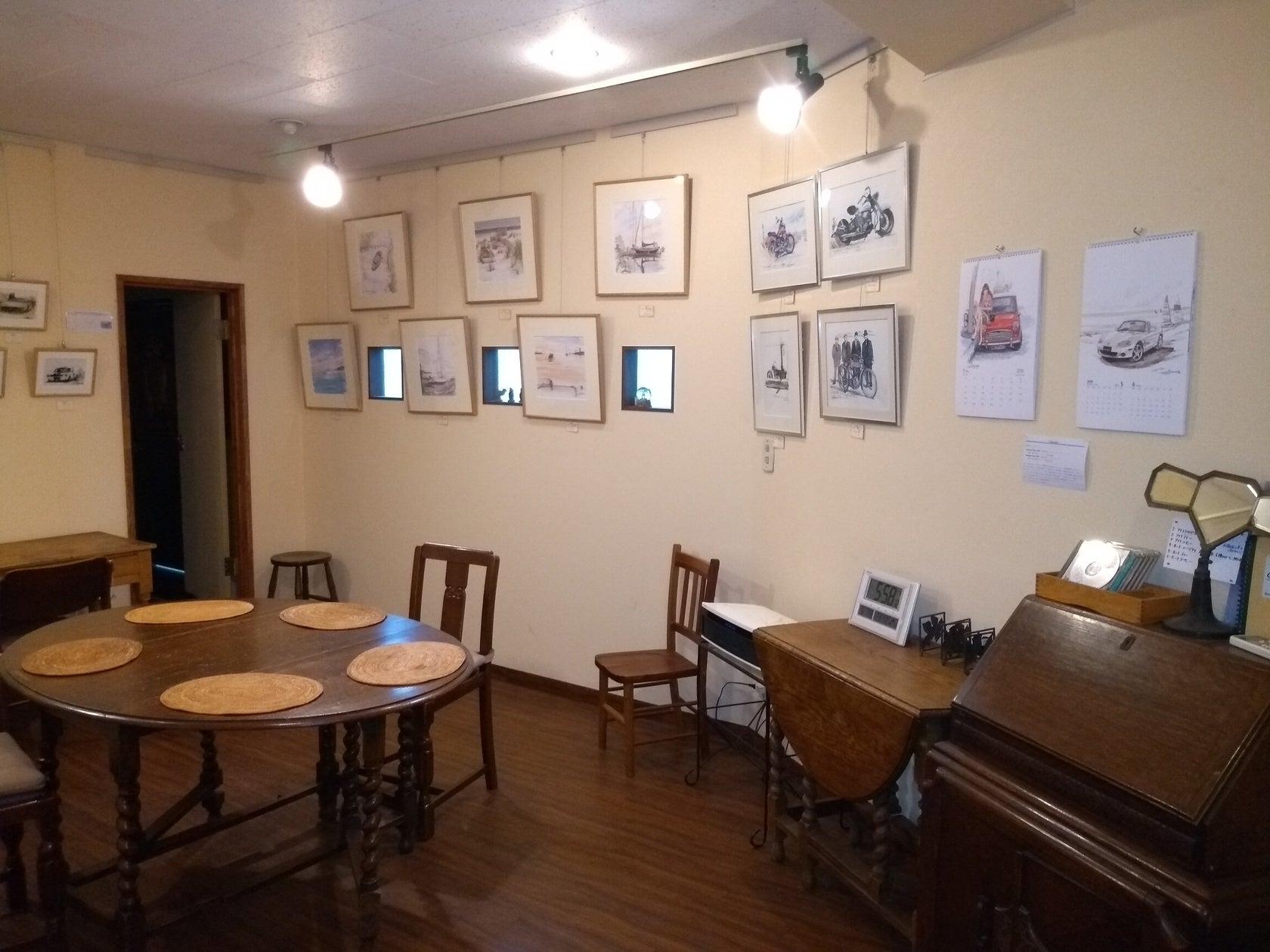 チェルシーガーデン アンティーク個室 の写真