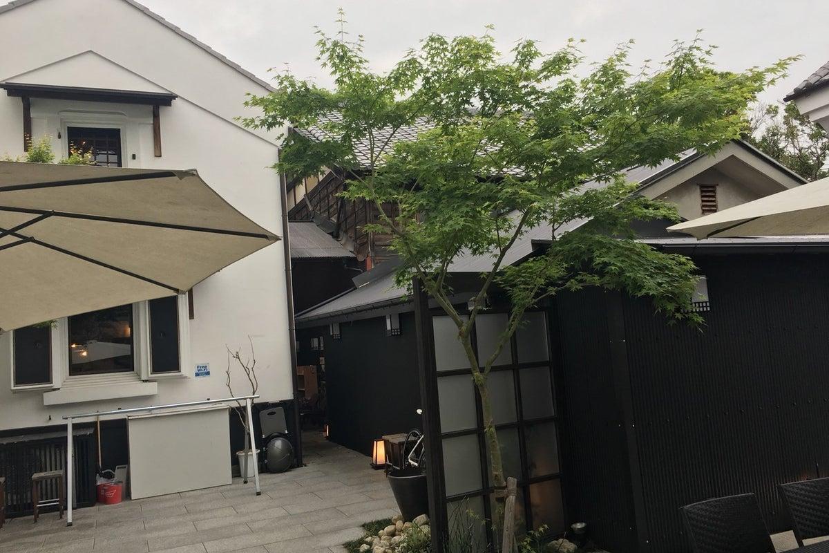 庭カフェKULA/庭園スペース の写真