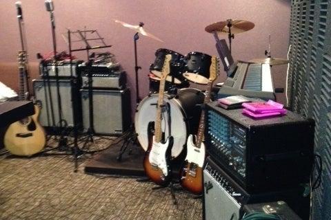 演奏スタジオ&バー トップ の写真