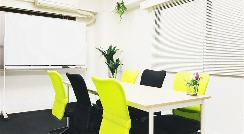 【Meguro1組】目黒駅から徒歩45秒 完全個室の格安会議室
