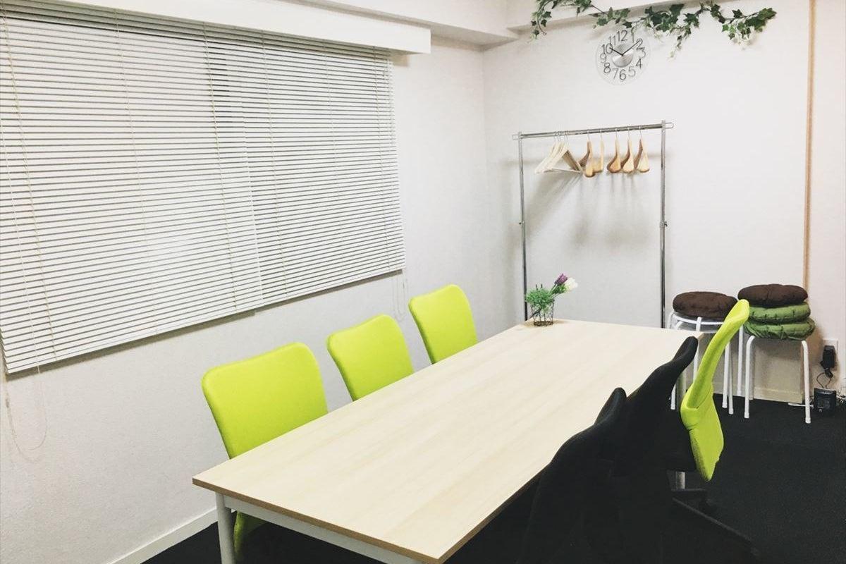 【Meguro1組】目黒駅から徒歩45秒 完全個室の格安会議室 の写真