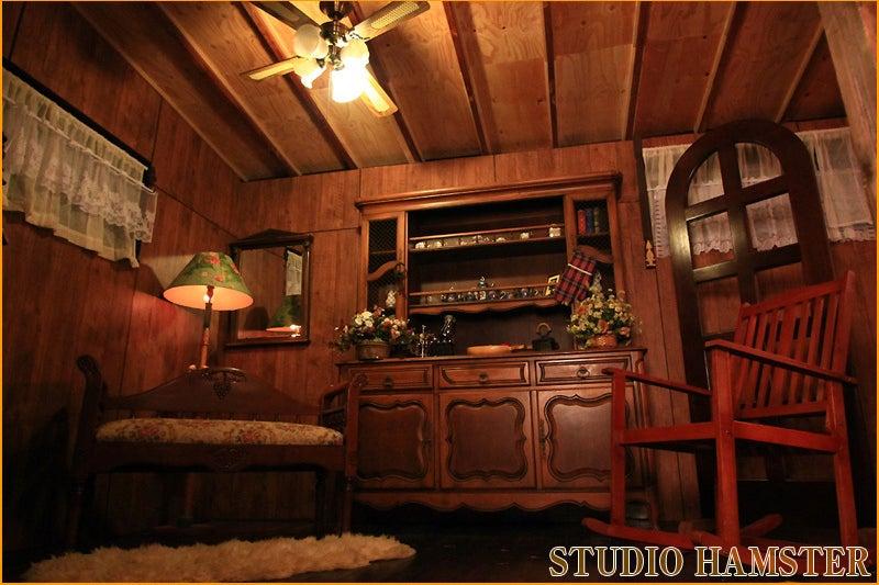 スタジオハムスター3匹目! コスプレ撮影、アーティスト撮影、ドール撮影などに♪ 商業利用も可能! の写真
