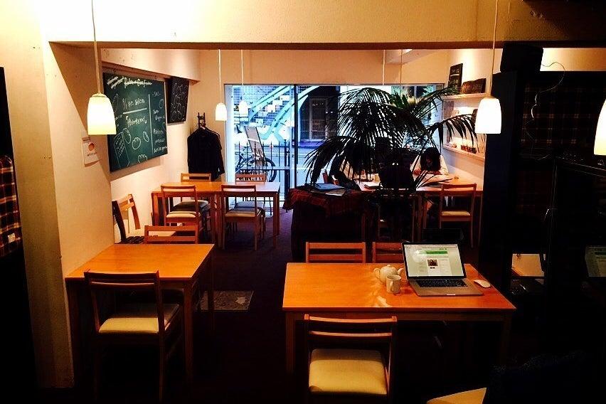 【代官山・恵比寿】あげパンカフェを貸切。【あげパンカフェ&バー】 の写真