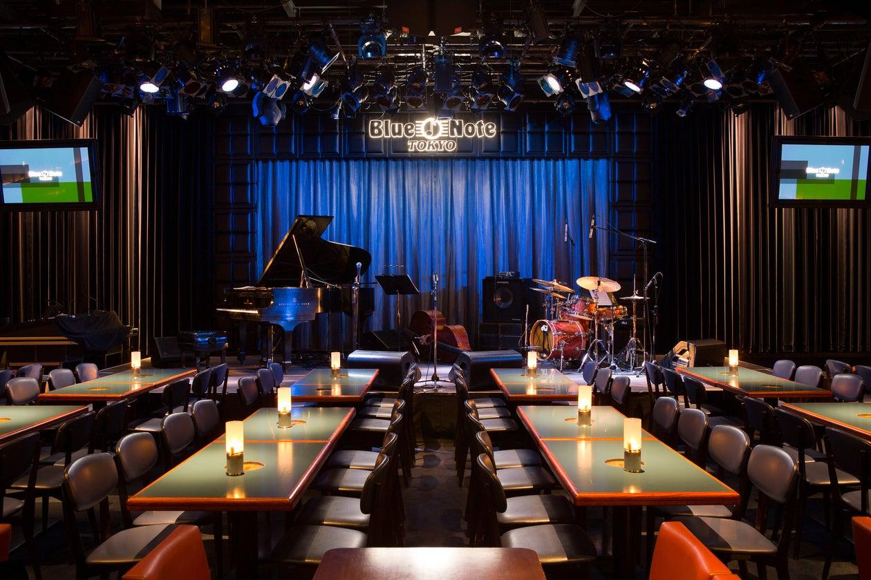 【表参道】トップ・アーティストも集う歴史あるシックなジャズクラブ パーティやイベントに(Blue Note Tokyo) の写真0