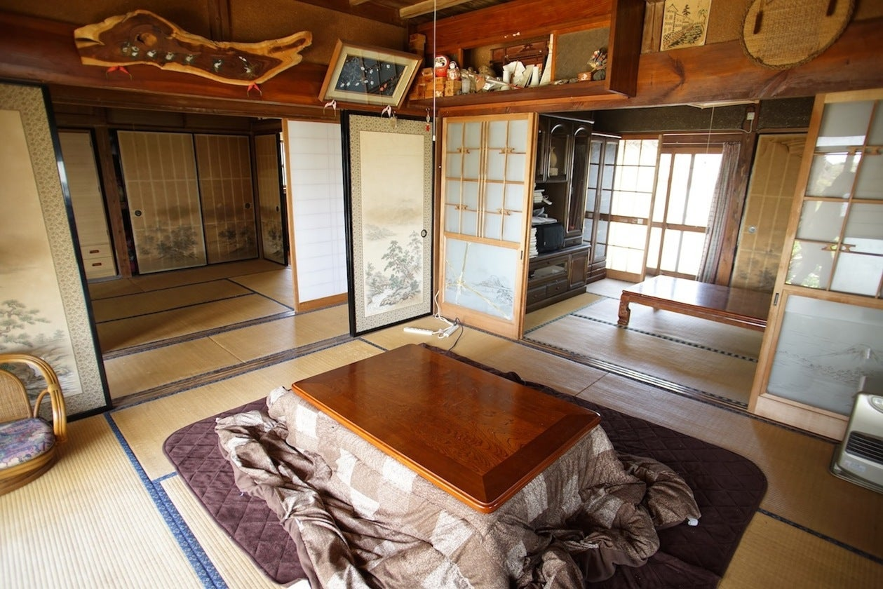 【秋葉原から40分 つくばエクスプレスみらい平駅】しずかな農村にある古民家宿 の写真