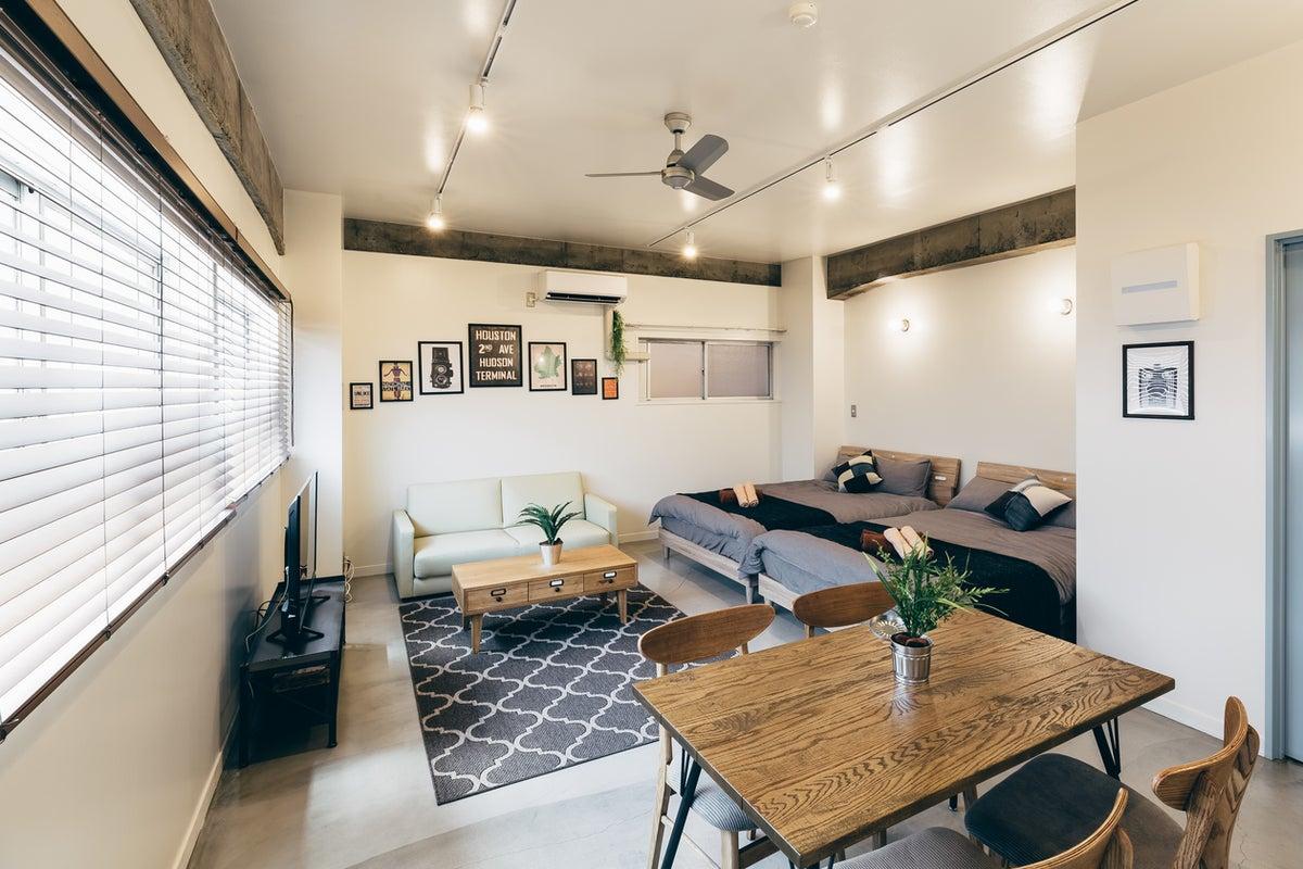 倉庫スタイル民泊施設「Pack Studio Tanaka」301 の写真