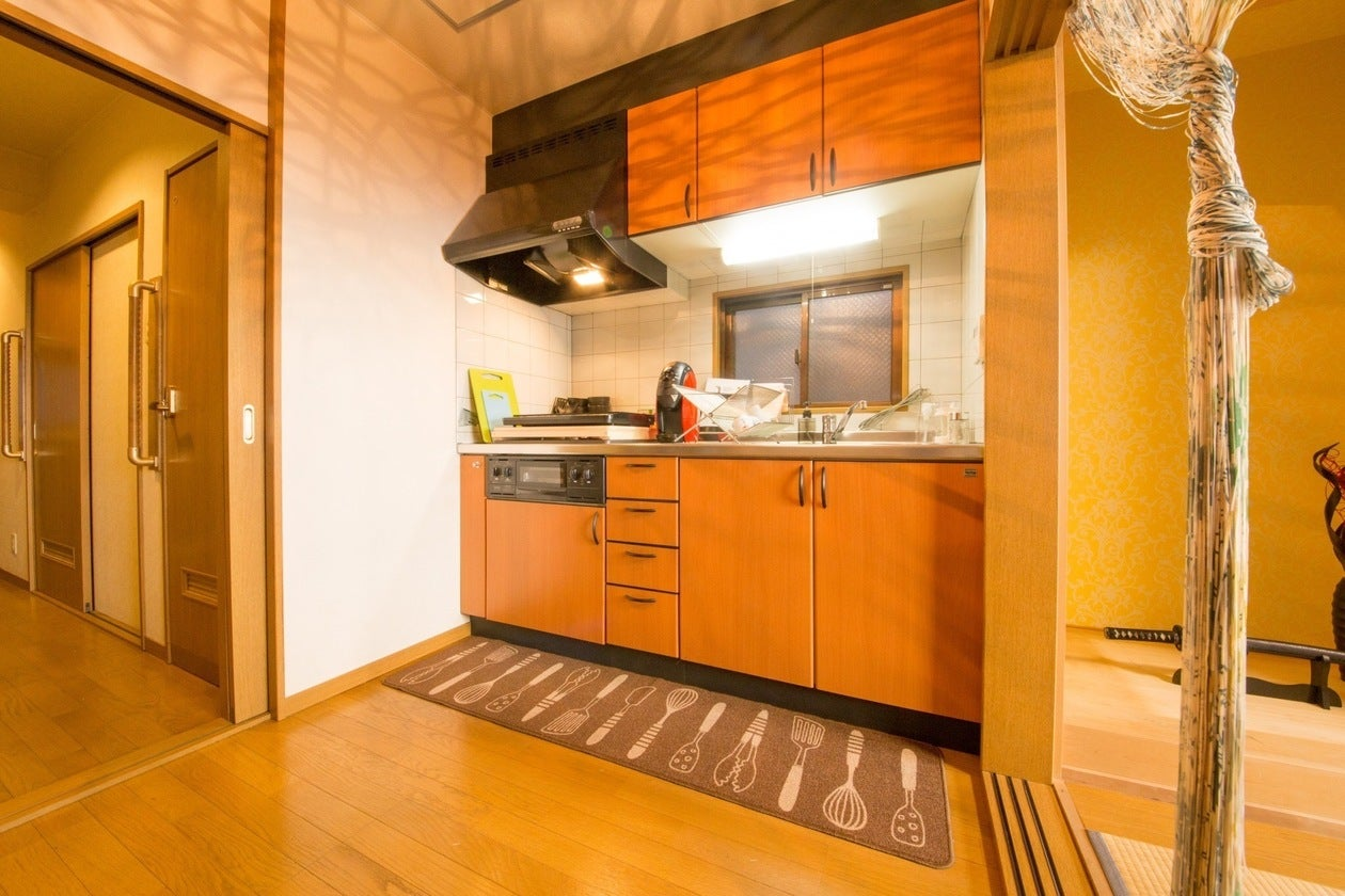 3階キッチン