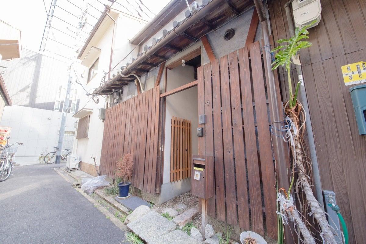 古民家貸切ホテル、梅田、難波アクセス抜群!地下鉄肥後橋駅まで徒歩2分 の写真