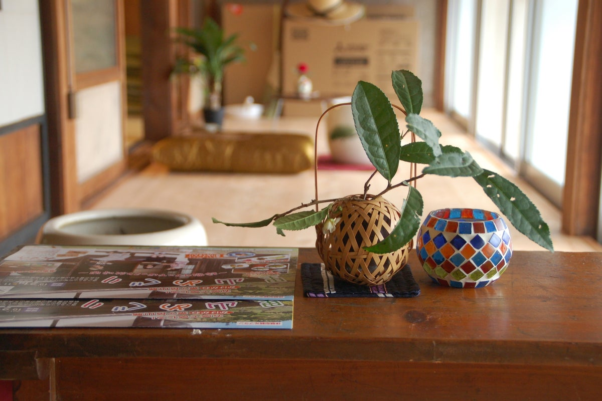 世界農業遺産の茶畑と東海道宿場町の町並みのある里山で過ごす古民家ステイ の写真