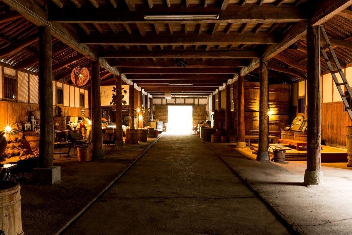 歴史ある発酵のまちに代表される漬物蔵で、イベントしませんか! の写真