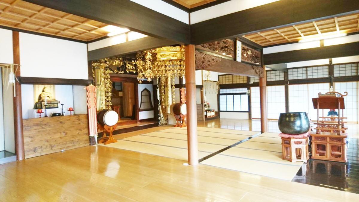 700年以上の歴史がある寺院の本堂、心安らぐ空間を体験しませんか?(700年以上の歴史がある寺院の本堂、心安らぐ空間を体験しませんか?) の写真0