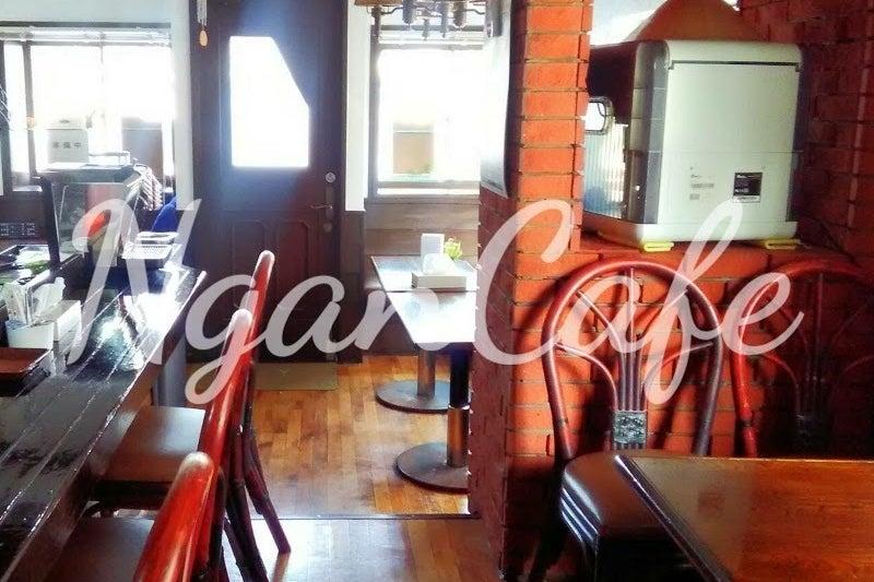 一般的な喫茶店スペース の写真
