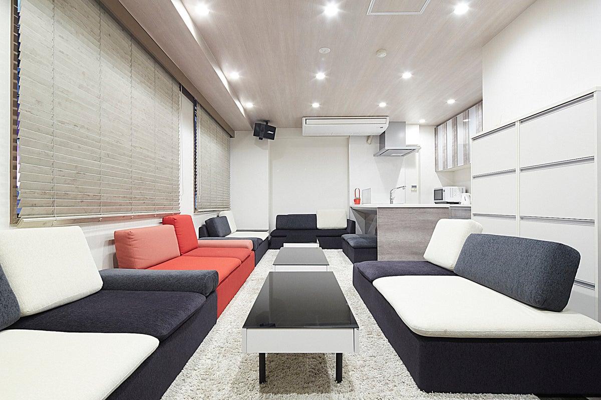 Lounge-R 渋谷【渋谷駅徒歩5分!センター街のど真ん中!カラオケ・キッチン付き!】 の写真