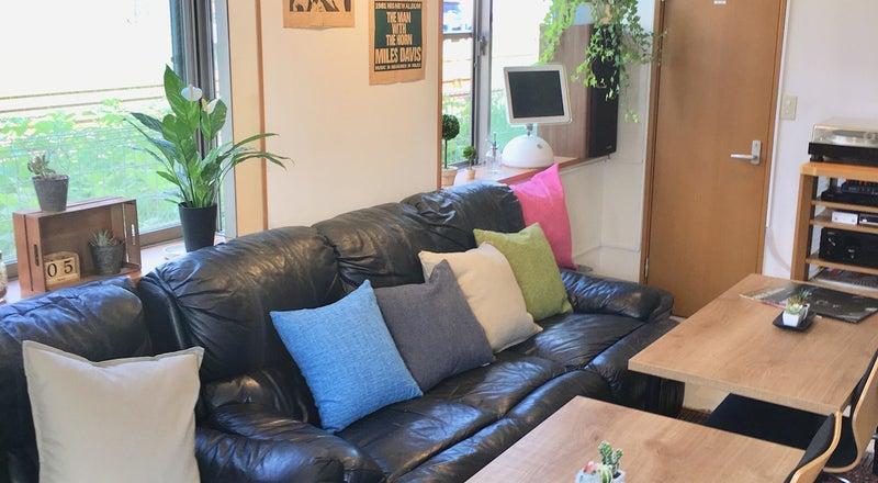 【 駅 0分!自然光でほっこり】JAZZ好き愛妻家のうちカフェ!キッチン•55型TV•AVシステム•ホムパ•DVD•撮影•ボドゲ