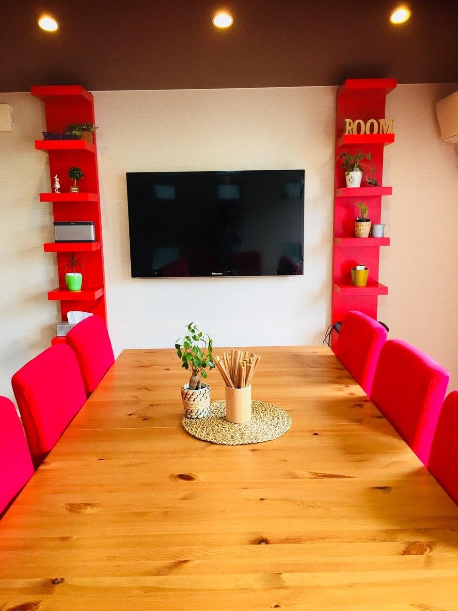 【東武東上線 中板橋駅北口から徒歩2分】オープンキッチンのリビングルームで料理教室やプチパーティーに最適な空間(Izumi room) の写真0