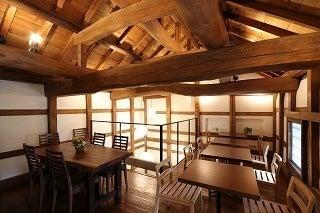 【埼玉 草加】築150年の蔵をリノベーションしたカフェ&レストラン/2階建て/ワークショップ/ライブ/パーティー の写真