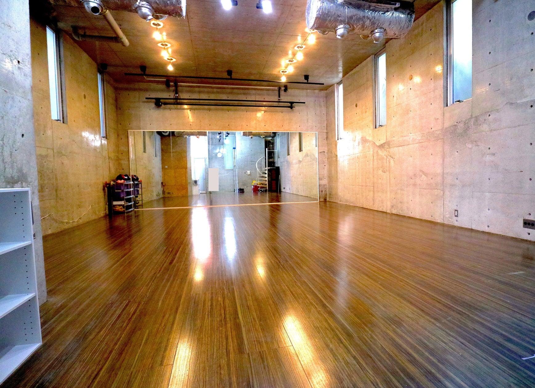 自由が丘徒歩5分のレンタルスタジオスペース