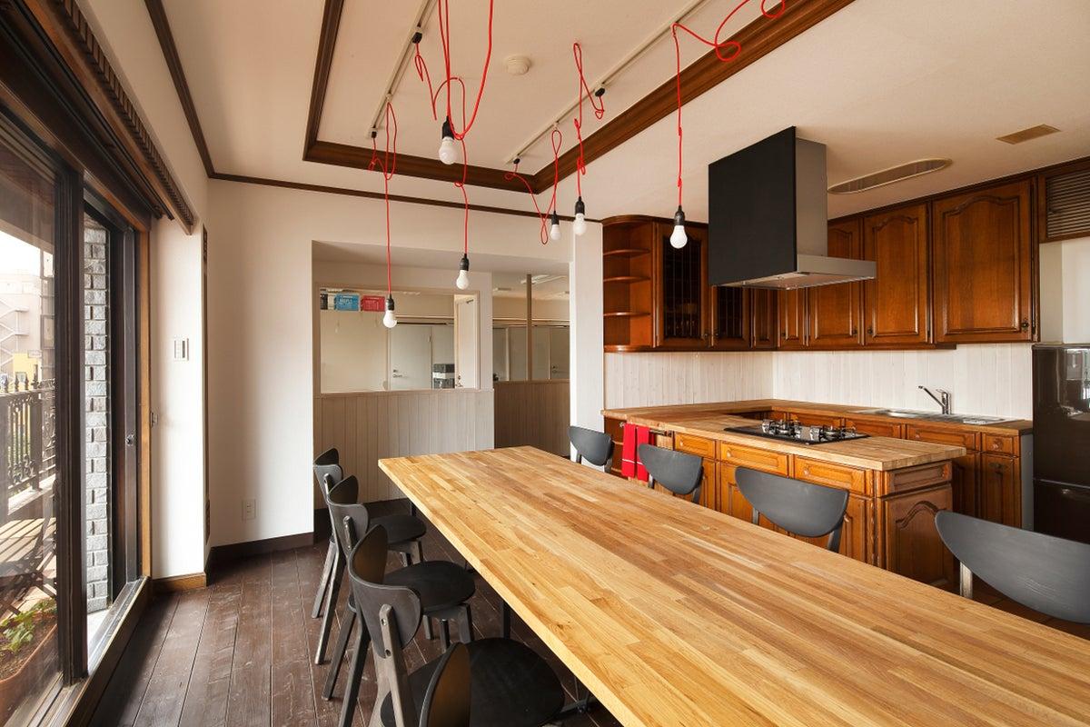 Love Story Kitchen:元有名人の館 高級ホテルと同等以上のメンテナンスでキレイ&安心! の写真