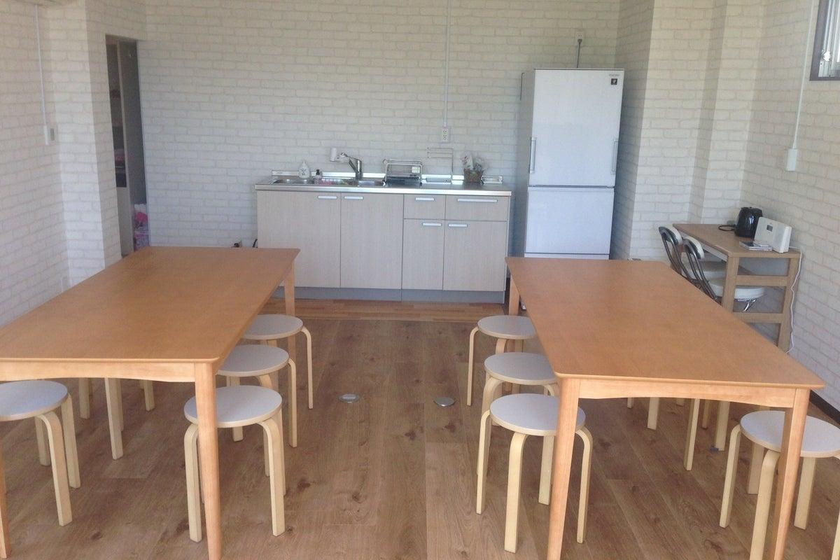 【駅近3分。最大20名。調理器具・食器など豊富なキッチン付きスペース】大阪吹田 Hana Kitchen の写真