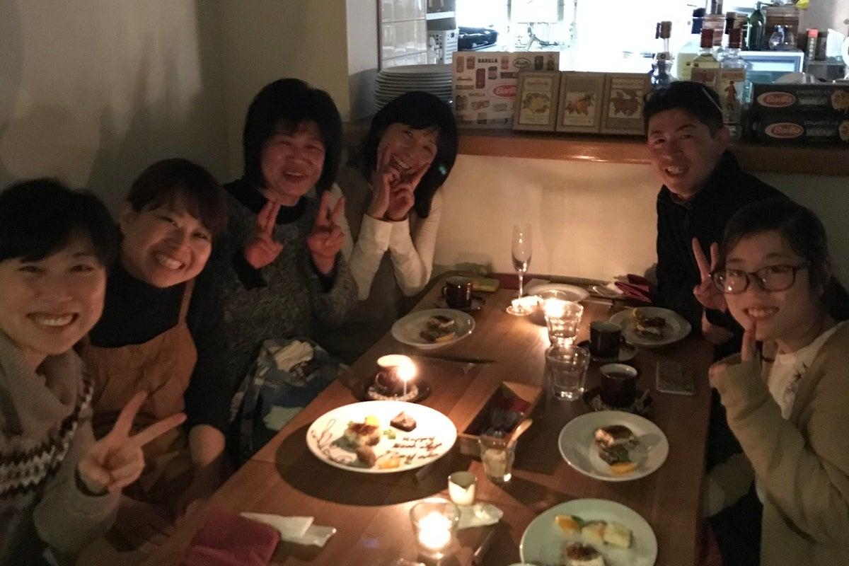 プチイベントやセミナーもできるレストラン!女子会・ワイン会・誕生日会利用などに! の写真