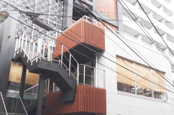 【渋谷駅】<デザイナーズ会議室>B1出口5分/Wi-Fi無料/プロジェクター/パーティー可/代々木公園5分 の写真