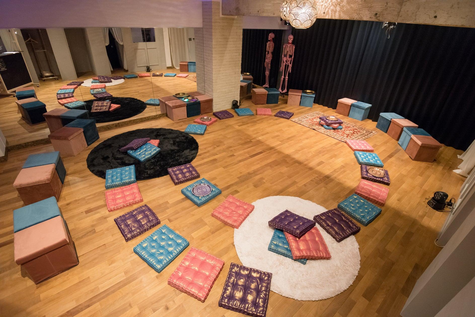 駅近!こだわりの音響&桜の床でヨガやダンス!講習会、会議!さらに週末はイベント利用も!!! のサムネイル