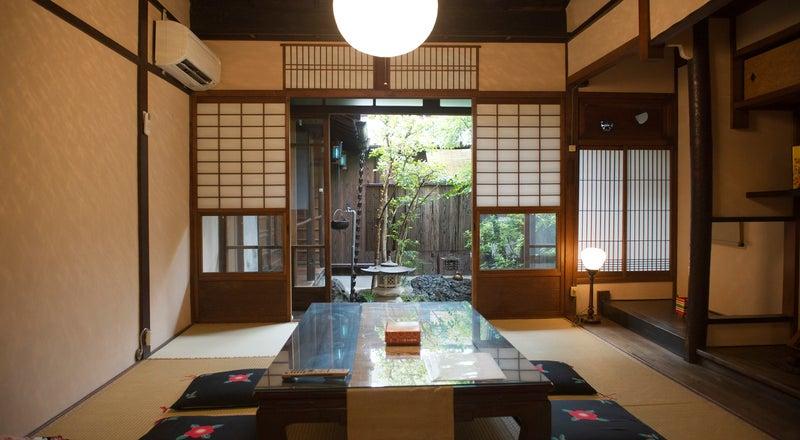【京都】nao炬乃座 別邸梅小路:京都の町家お貸しします。撮影、会議、ママ会等々!