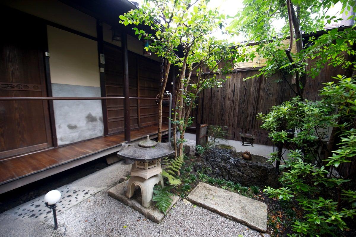 【京都】nao炬乃座 別邸梅小路:京都の町家お貸しします。撮影、会議、ママ会等々! の写真