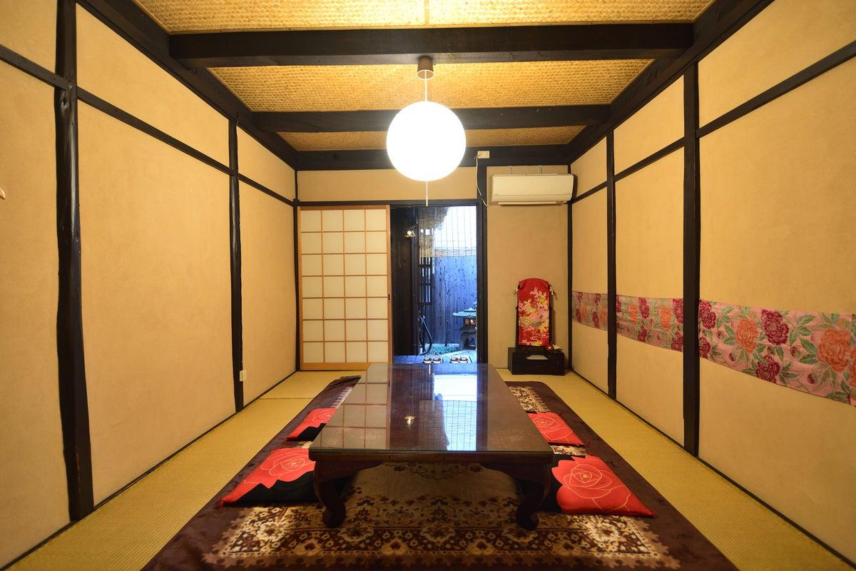 【京都】nao炬乃座 別邸京都駅:駅近5分!京都の町家お貸しします。撮影、会議、ママ会等々! の写真