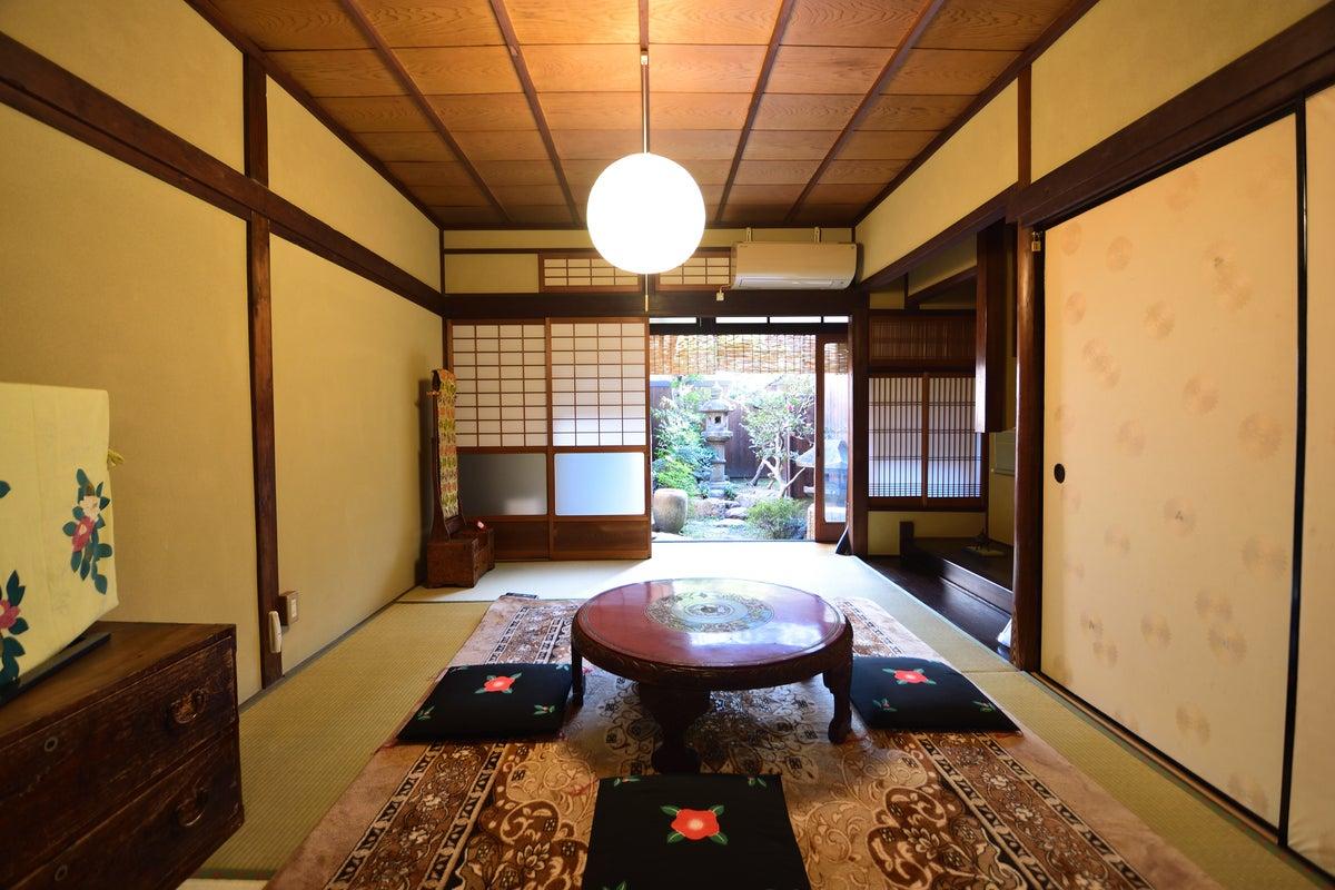 【京都】椿邸京都駅:駅近5分!京都の町家お貸しします。撮影、会議、ママ会等々! の写真