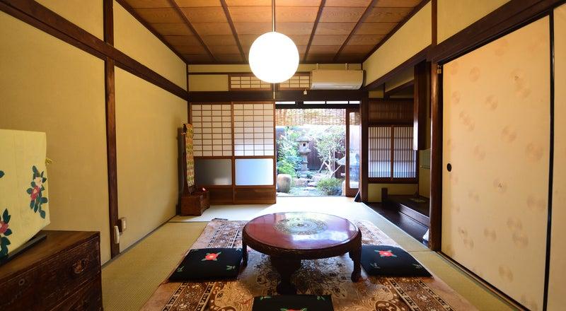 【京都】椿邸京都駅:駅近5分!京都の町家お貸しします。撮影、会議、ママ会等々!