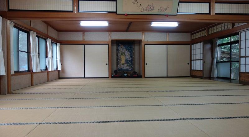 長良川鉄道関駅徒歩5分 関善光寺籠り堂 48畳和室 庭園