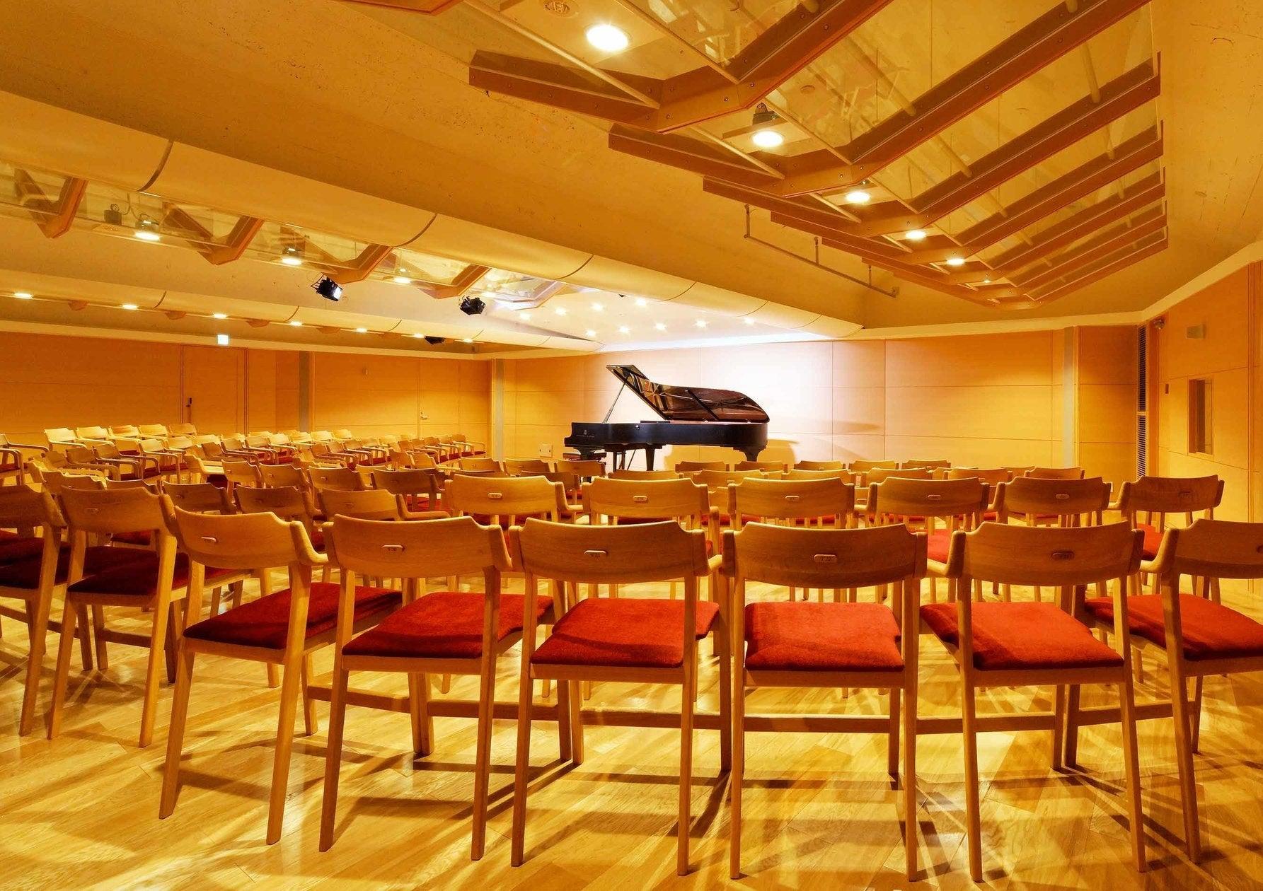 アットホーム&本格的な「小ホール」(アットホームだけど本格的な「小ホール」) の写真0