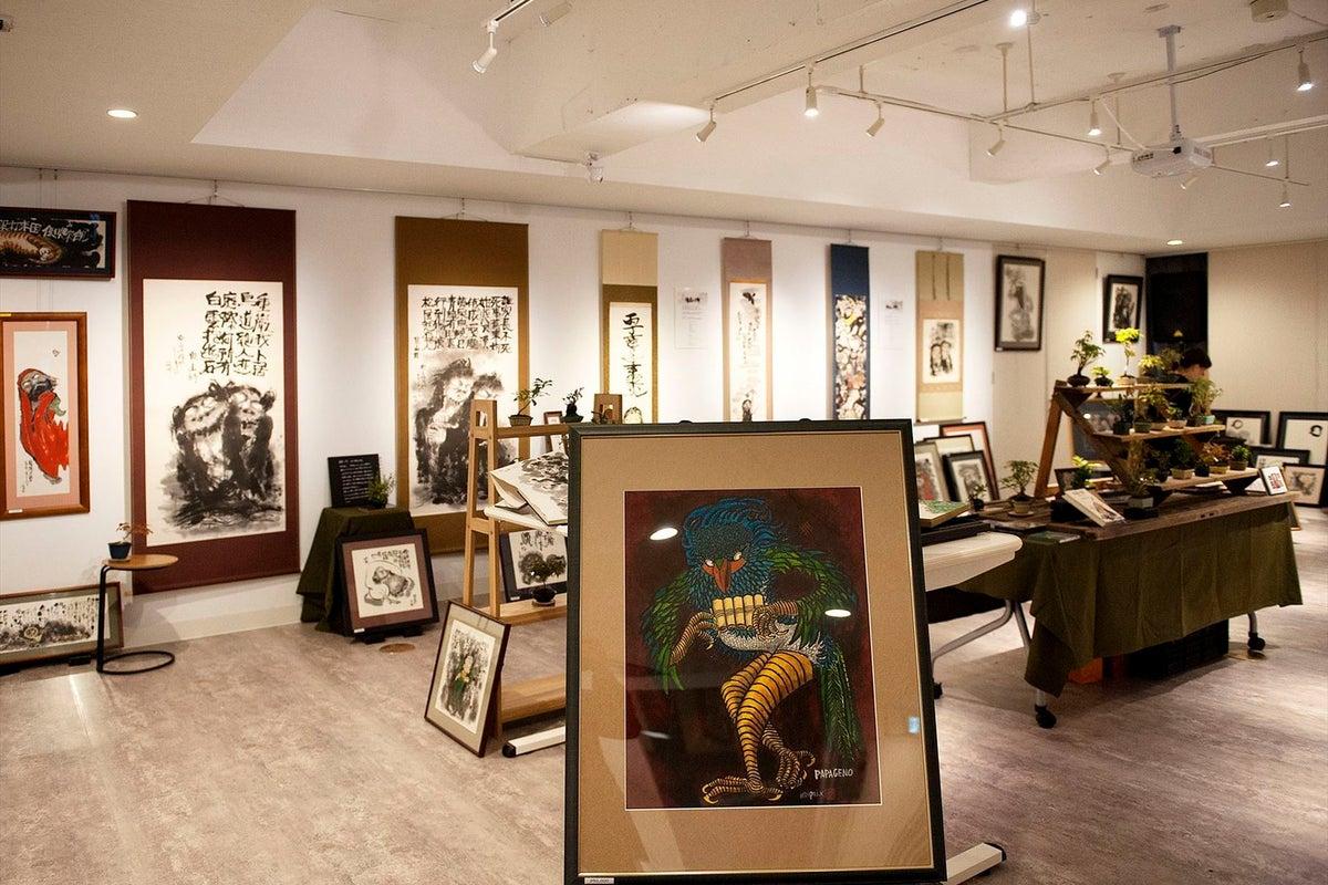 【JR根岸駅徒歩1分】[M6ABCD]ホール・スタジオ・スペースでLIVE・会議・展示会できます! の写真