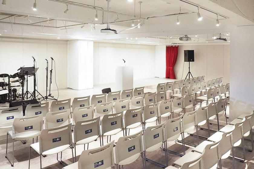 【JR根岸駅徒歩1分】[M6ABCD]ホール・スタジオ・スペースでLIVE・会議・展示会できます!(【JR根岸駅徒歩1分】[Live Box M6] ホール・会議室・スタジオでLIVE・展示会) の写真0